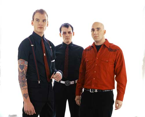 "Alkaline Trio Announces the ""Past Live Tour"""