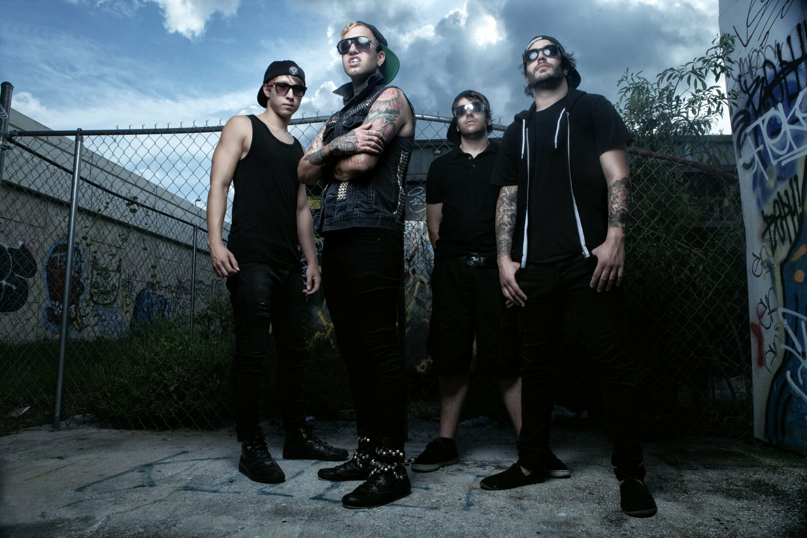 "Attila to Headline the ""Monster Energy Outbreak Rock Tour"""