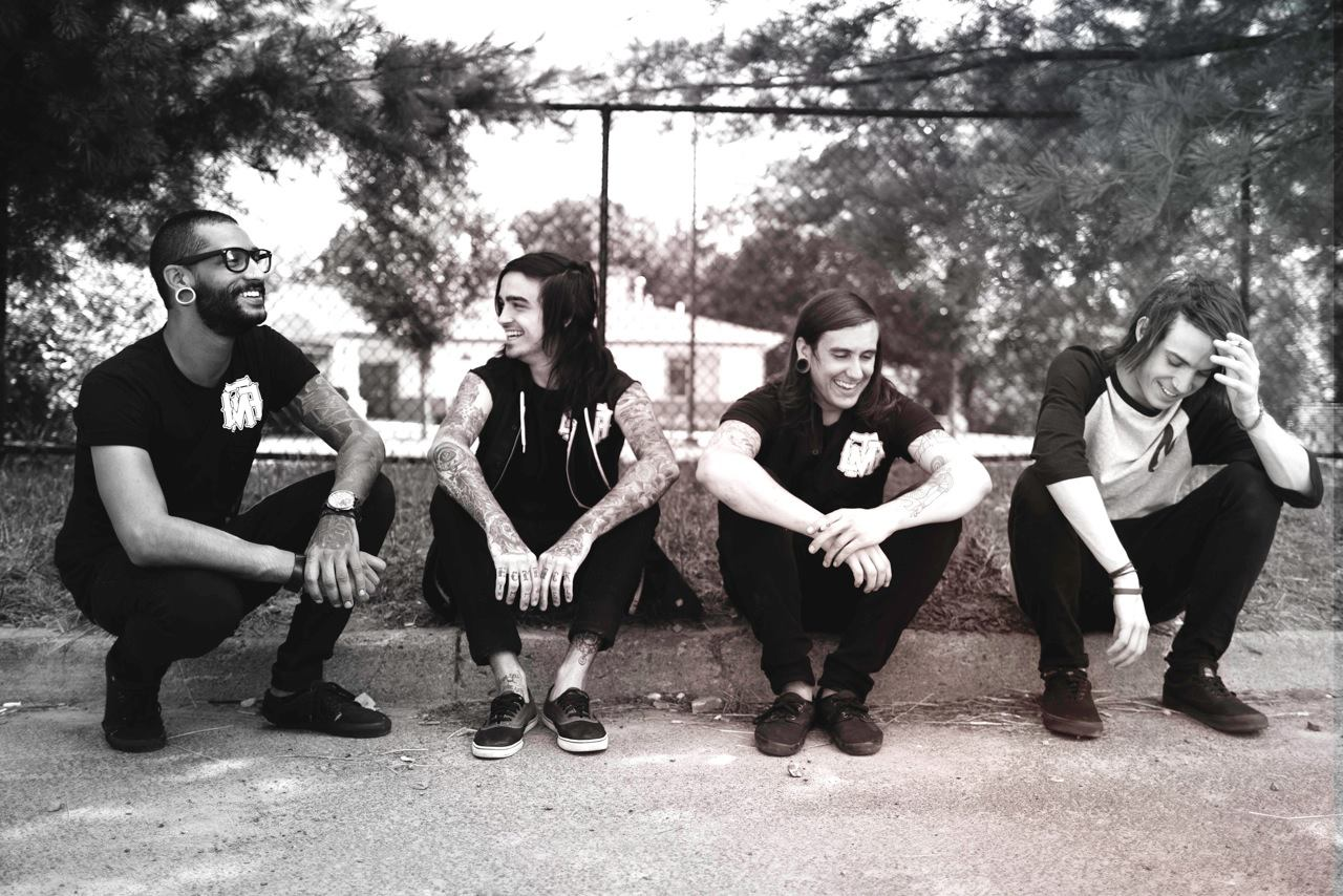 Like Moths To Flames / Secrets Added to Silverstein North American Tour