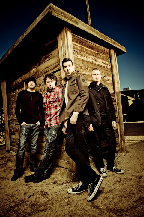 Carnival of Madness Tour feat Theory of a Deadman – REVIEW