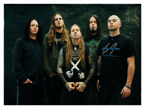 DevilDriver Announce Co-Headline North American Tour With Trivium