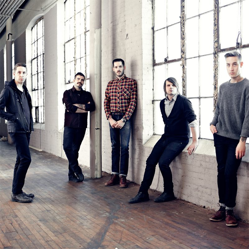 Silverstein Announces U.S. Tour Dates