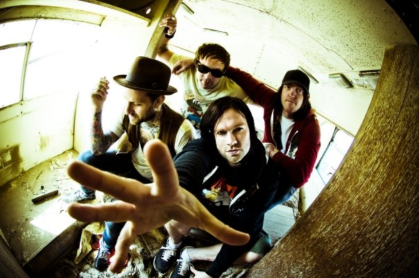 The Used to Headline the Take Action Tour 2013