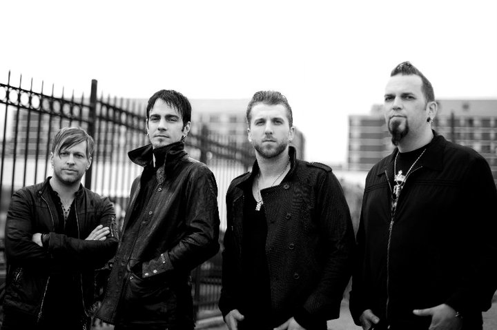 Three Days Grace Announce U.S. Tour