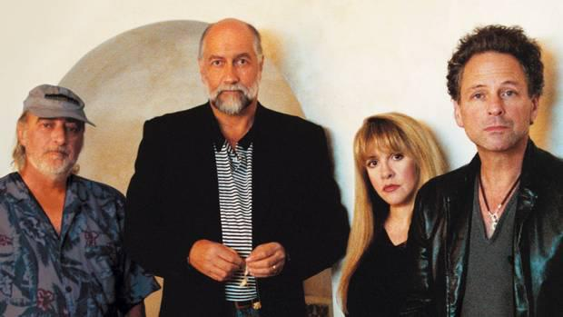 Fleetwood Mac Announces 2013 World Tour