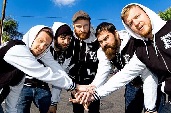 The AP Tour featuring Four Year Strong – REVIEW