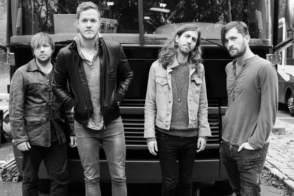 "Imagine Dragons Announce ""Smoke + Mirrors European Tour"""