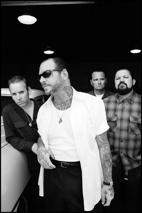 Social Distortion Announce 25th Anniversary Tour for Self-Titled Album