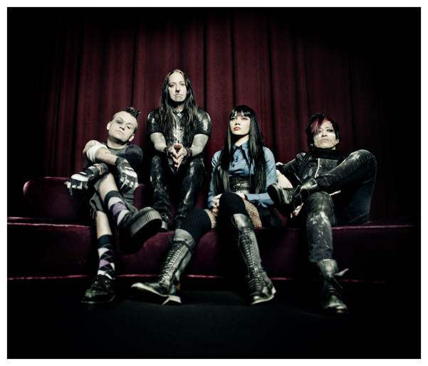 Coal Chamber Announce Spring UK + European Tour