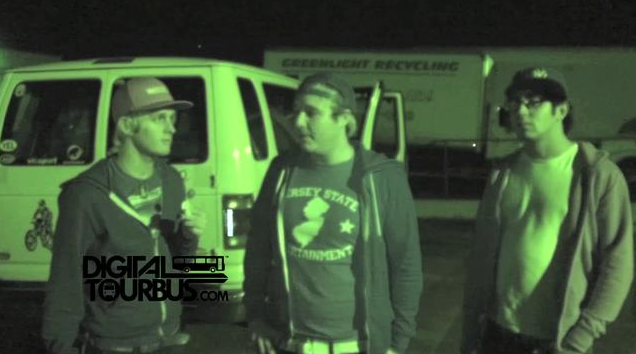 Freshman 15 – BUS INVADERS Ep. 176