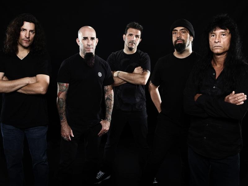 "Anthrax to Headline ""Metal Alliance Tour"""