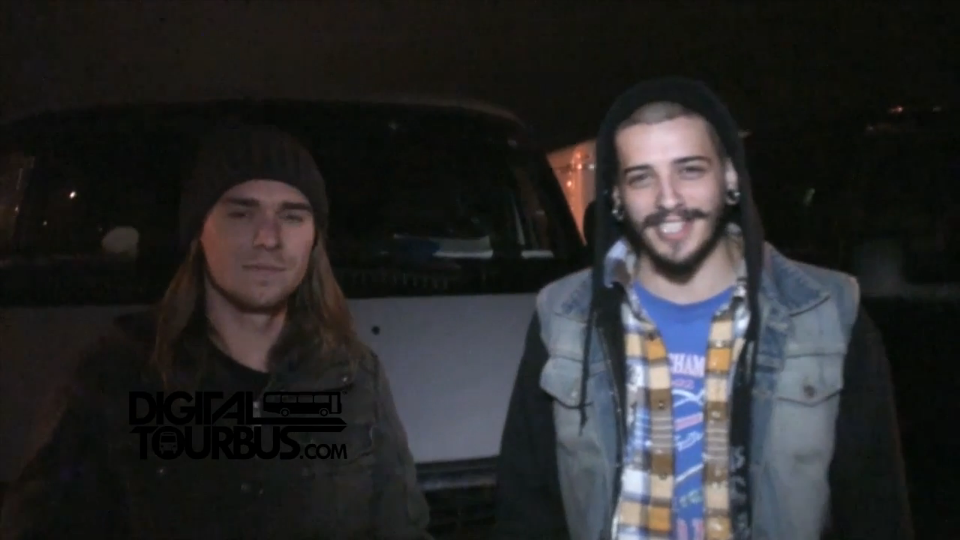 Affiance – BUS INVADERS Ep. 397