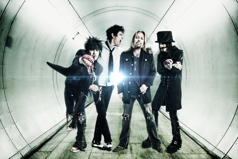 Motley Crue Announces North American Tour