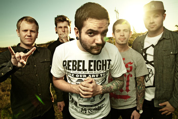 "A Day To Remember Add Motionless In White to ""Parks & Devastation Tour"""