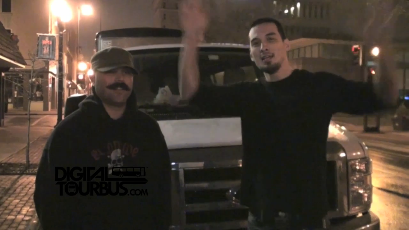 Taproot – BUS INVADERS Ep. 403