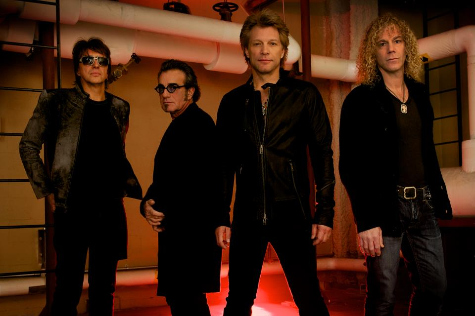 "Bon Jovi's ""This House Is Not For Sale Tour"" – GALLERY"