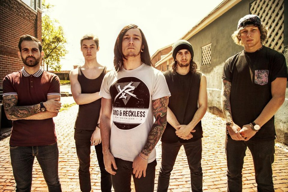 The Word Alive Announces West Coast Tour