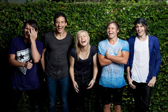 "Tonight Alive Announces ""The Other Side Tour"""