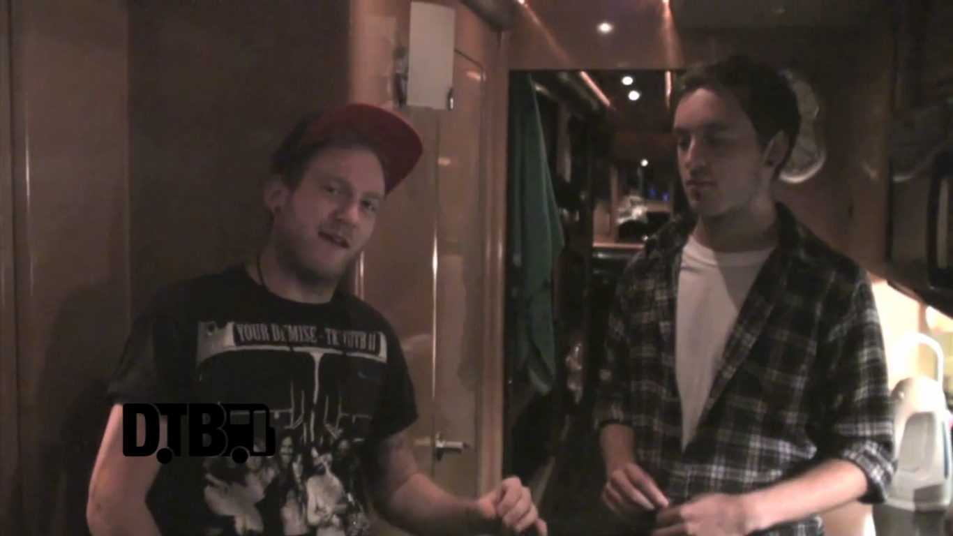 Architects UK – CRAZY TOUR STORIES [VIDEO]