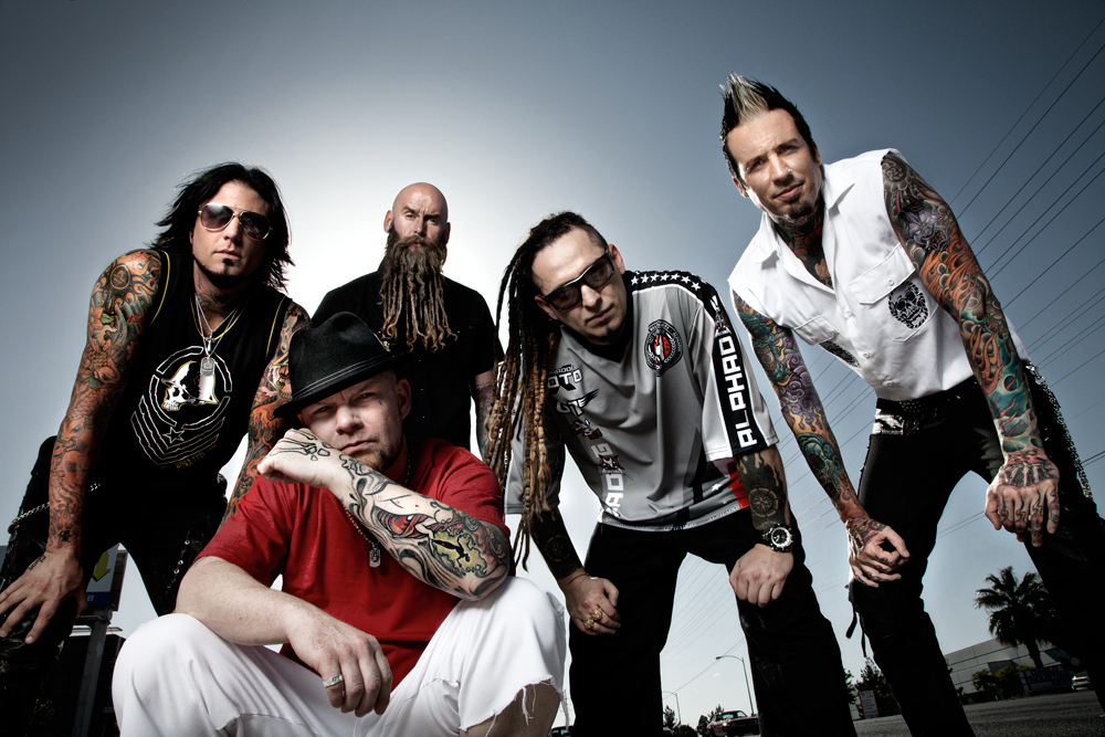 Five Finger Death Punch + Papa Roach Announce Co-Headline Fall Tour
