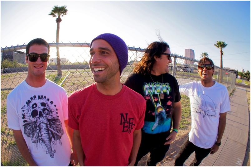 "Iration Announces ""Hawaiian Punch Winter Tour 2016"" with Pepper"