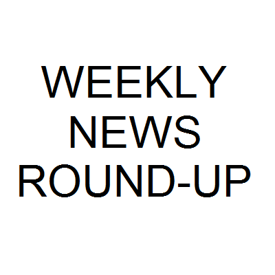 Weekly News Round-Up (1/3-1/9)