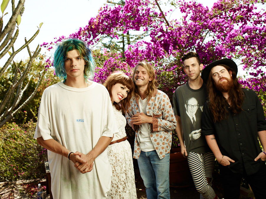 Grouplove Announces 2014 U.S. Headline Tour