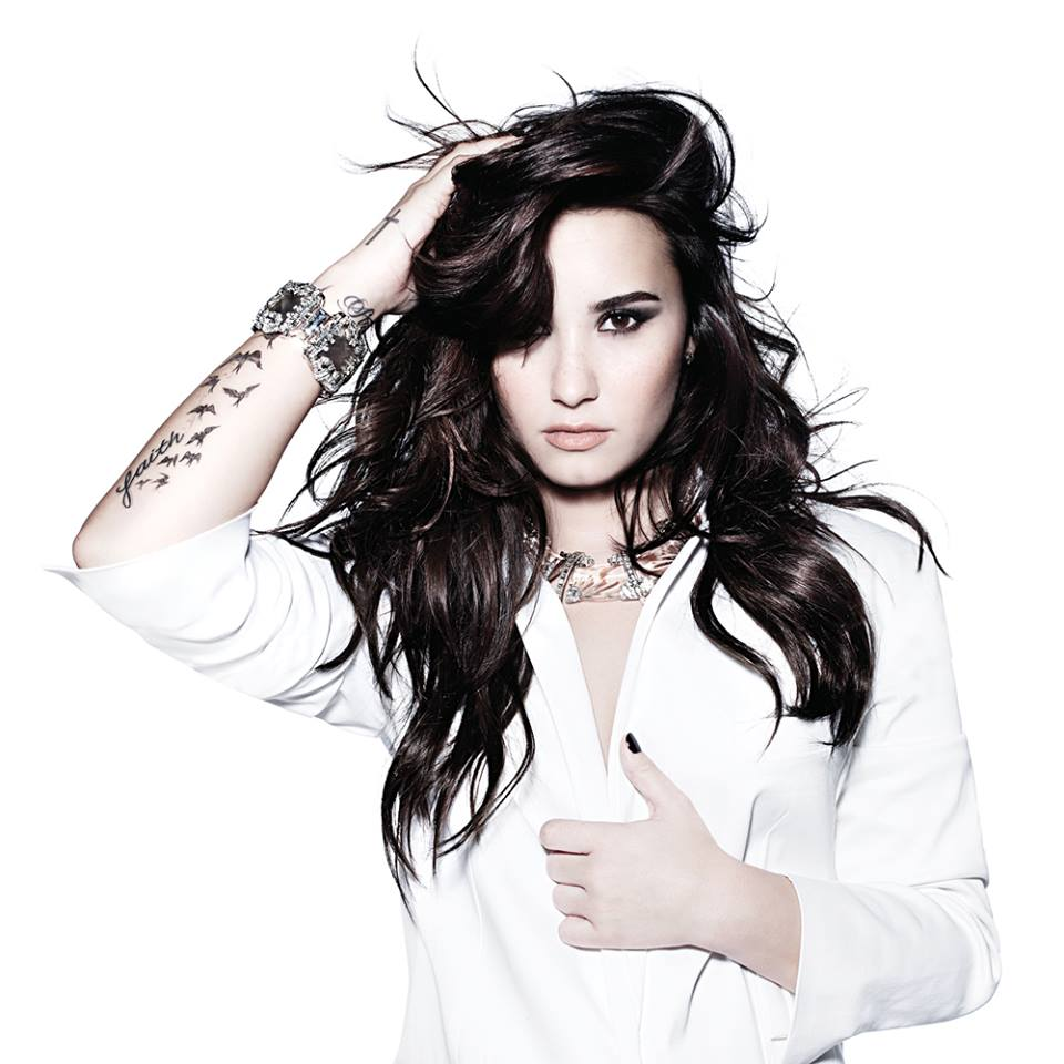 "Demi Lovato Adds Spencer West To ""Demi World Tour"""