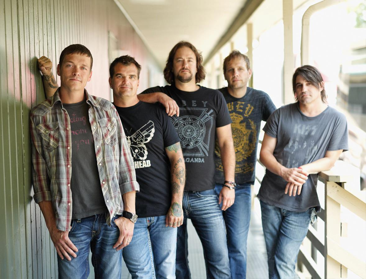 "3 Doors Down Announces the ""Us and the Night Tour"""