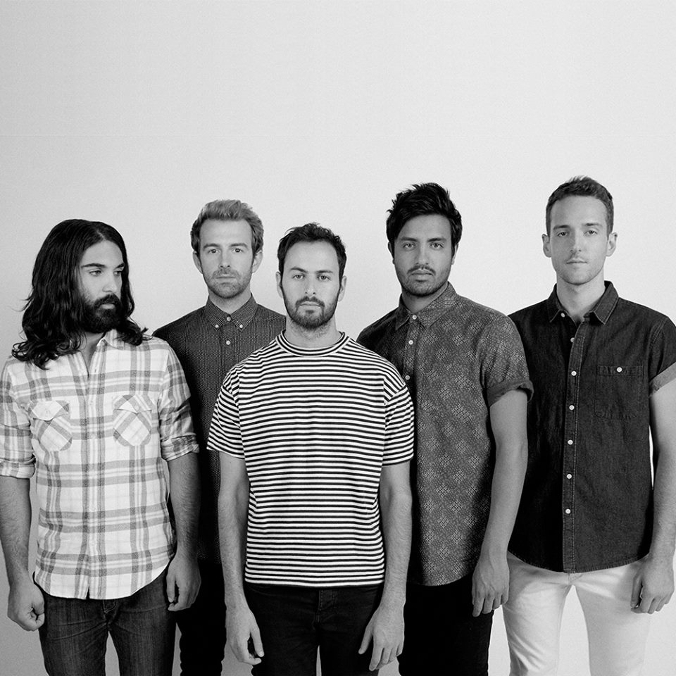 "Young The Giant Announce ""Mind Over Matter Tour"""