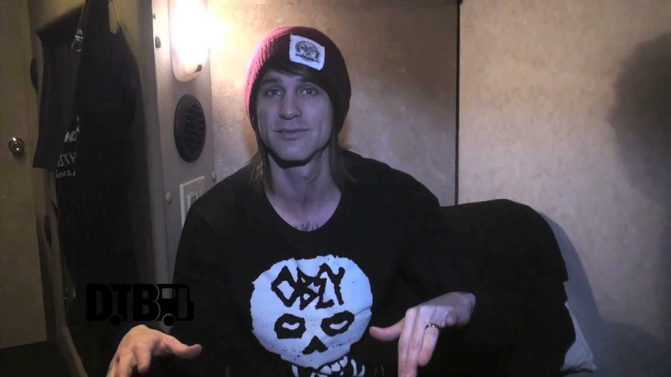 Blessthefall – TOUR TIPS [VIDEO]