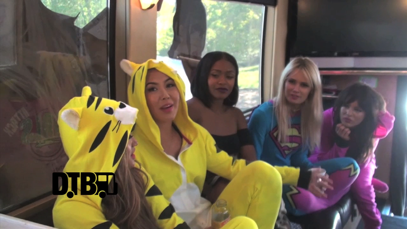 G.R.L. – DREAM TOUR [VIDEO]