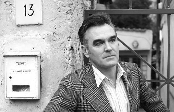 Morrissey Announces U.S. Summer Tour