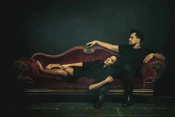 "JOHNNYSWIM Announces ""A JOHNNYSWIM Christmas Tour"""