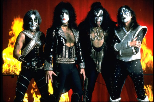 KISS Announce Co-Headlining Tour With Def Leppard