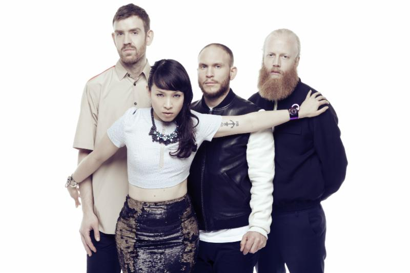 Little Dragon Announce U.S. Fall Tour