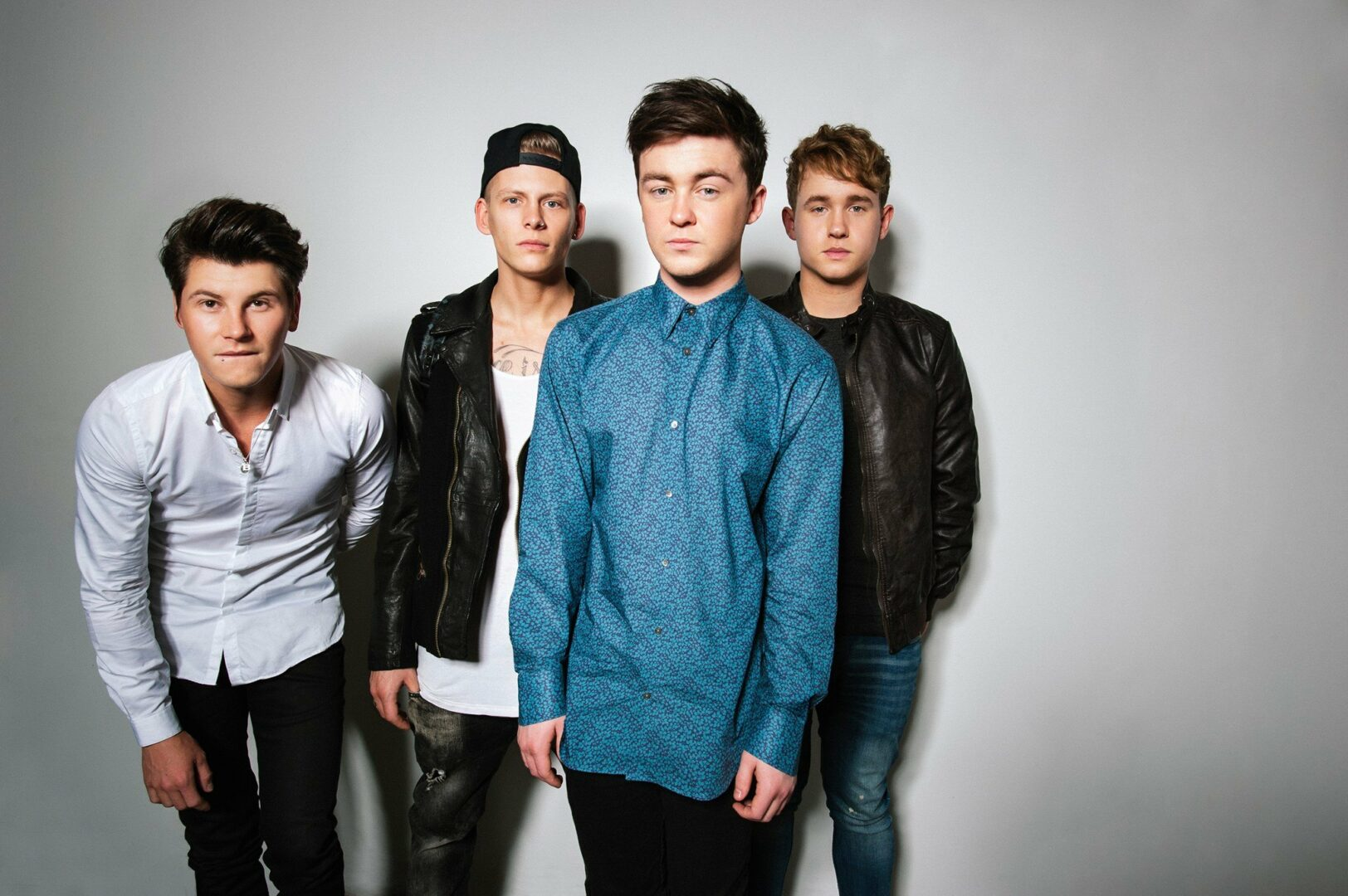 Rixton Added to Ed Sheeran's North American Tour