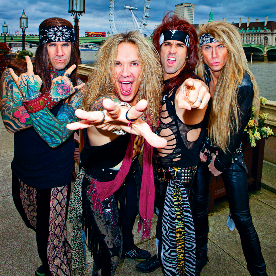 "Steel Panther Announce The ""All You Can Eat Tour"""