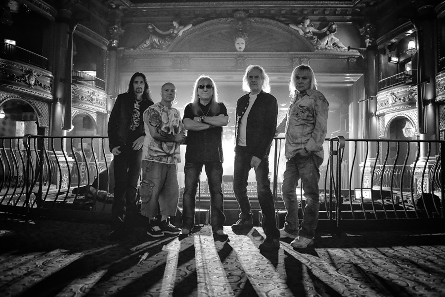 Uriah Heep Announce European Tour