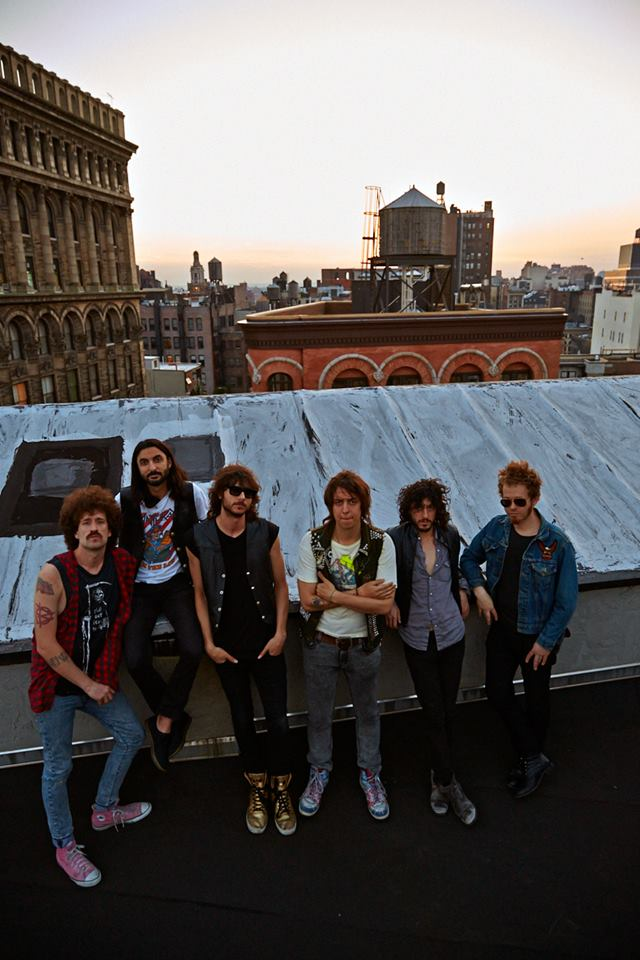 Julian Casablancas + The Voidz Announce U.S. Fall Tour
