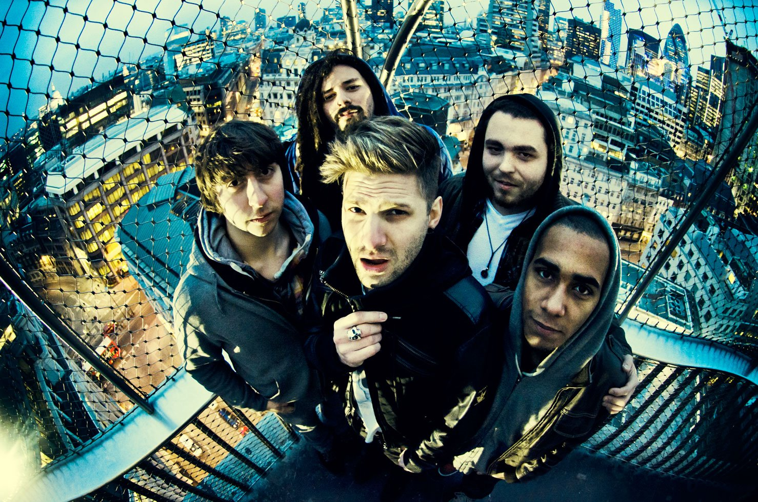 Monuments band