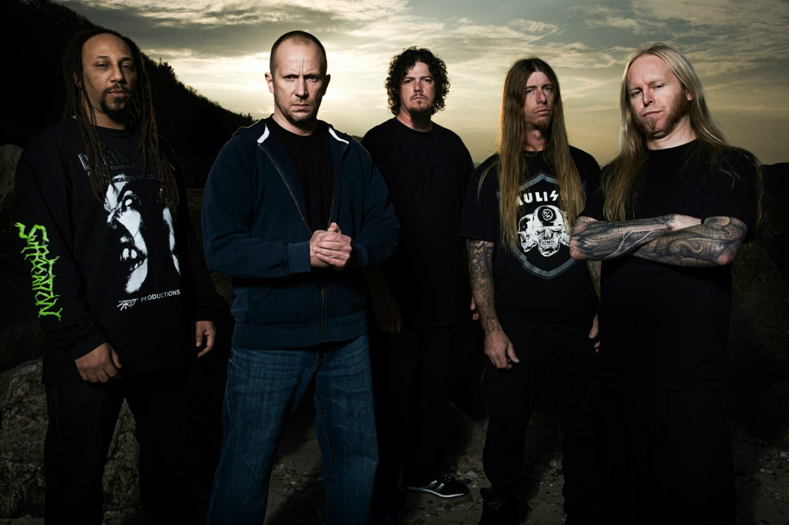 "Suffocation Announce ""The Tyrants of Death European Tour 2016"""