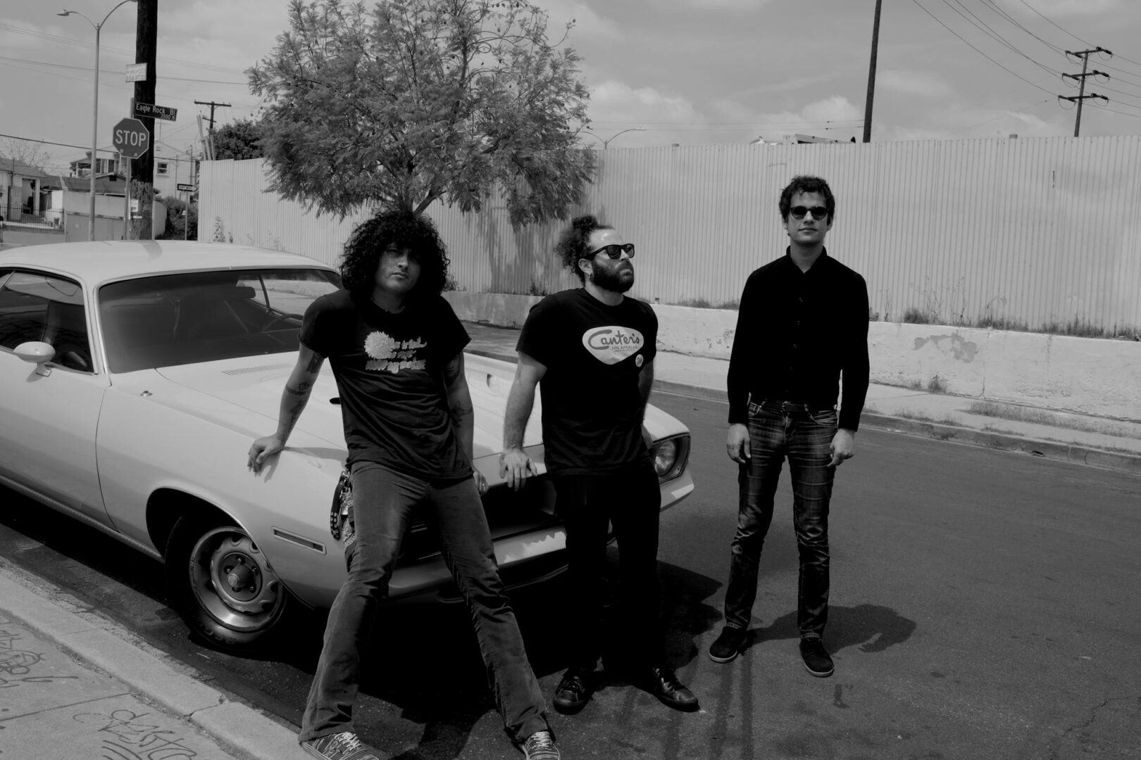 Antemasque Announces Tour Dates in North America, Japan & Australia