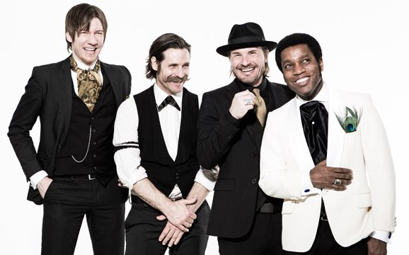 """Vintage Trouble Announces North American """"The Swing House Sessions Tour"""""""