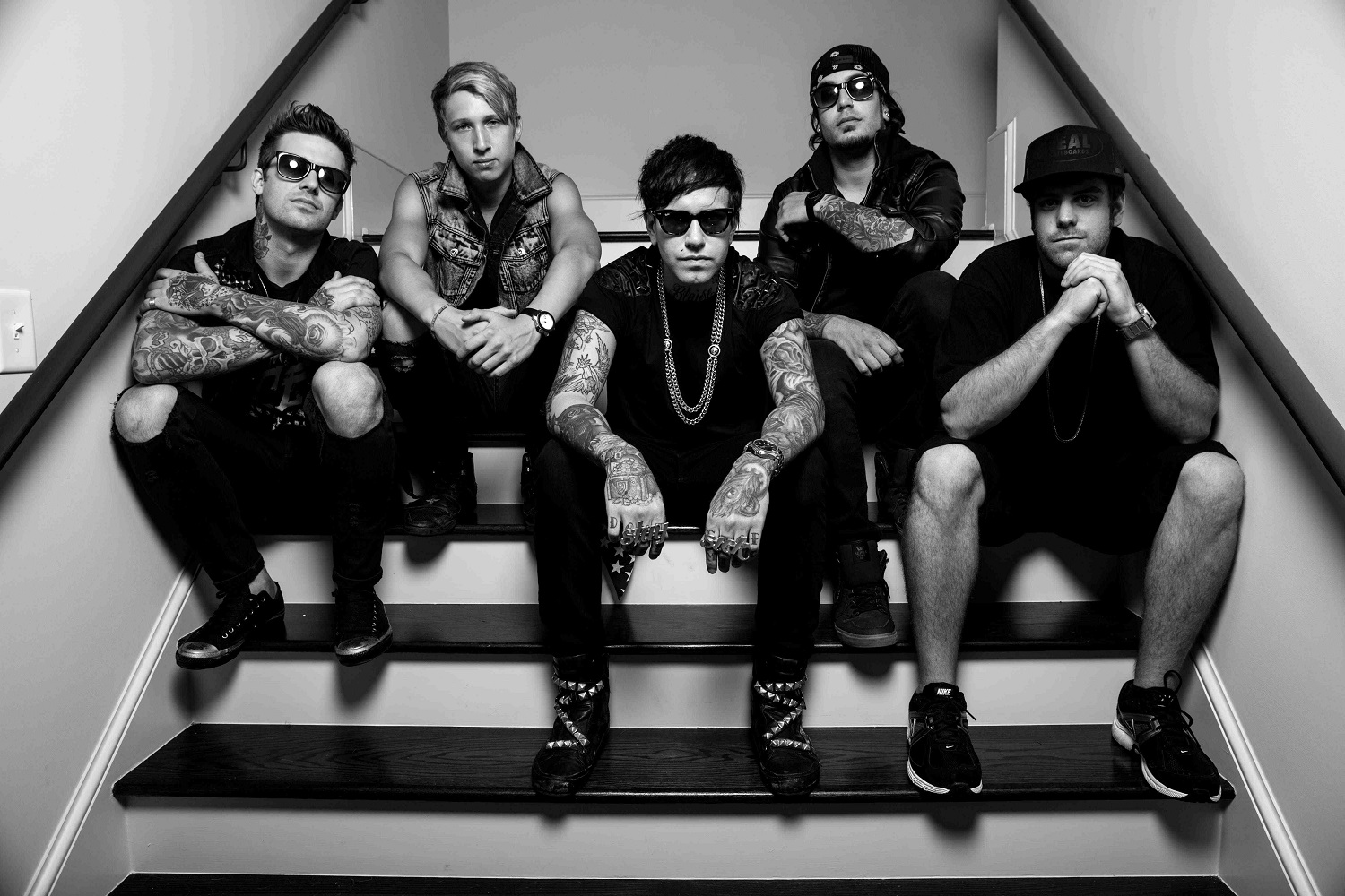 "Attila Announces ""The Guilty Pleasure UK Tour"""