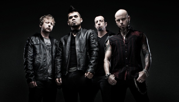 "Drowning Pool Announces ""Unlucky 13 Anniversary Tour"""