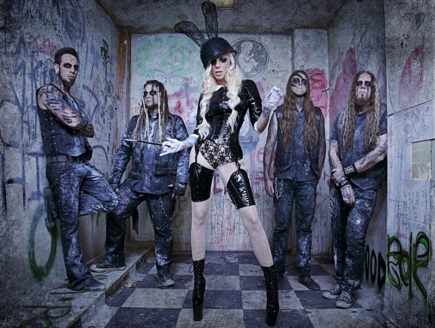 "In This Moment Announces the ""Black Widow Tour"""