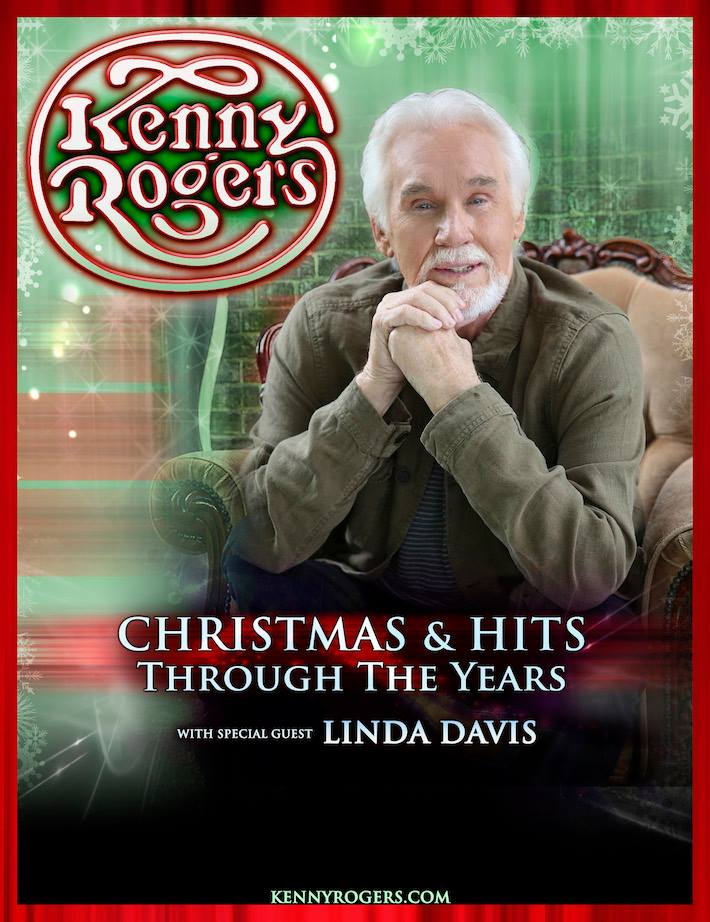 Kenny Rogers Announces \