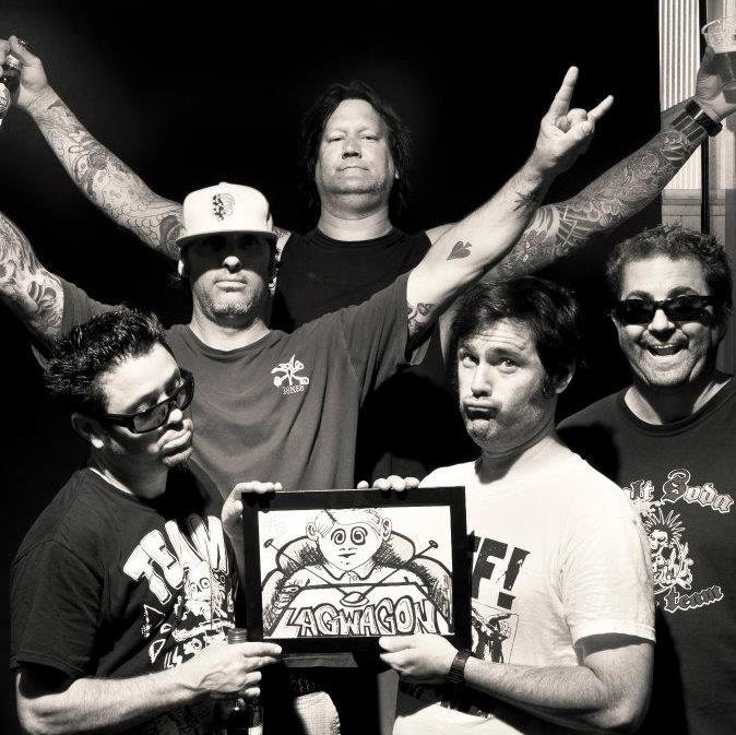 "Lagwagon Announces the ""Hang Tour"""