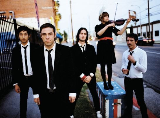 The Airborne Toxic Event Announce North American Tour
